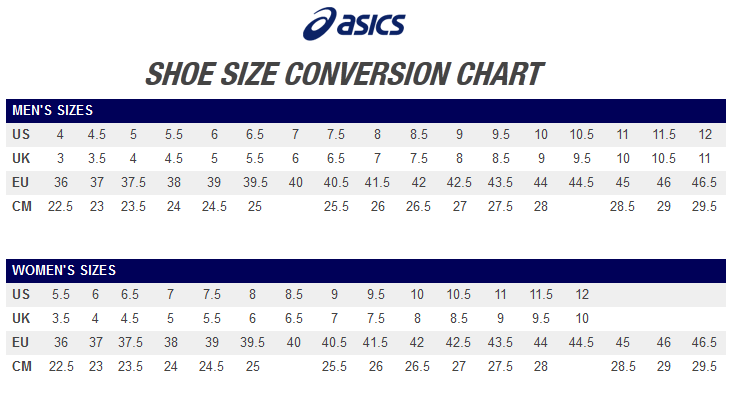 Us Mens And Womens Shoe Size Conversion